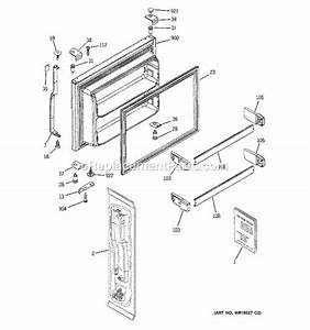Hotpoint Hts22gbpdrcc Parts List And Diagram