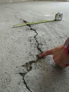 Reboucher Grosse Fissure Mur Exterieur : reboucher fissure dalle beton reboucher fissure dalle beton excellent dalle rdc with reboucher ~ Louise-bijoux.com Idées de Décoration