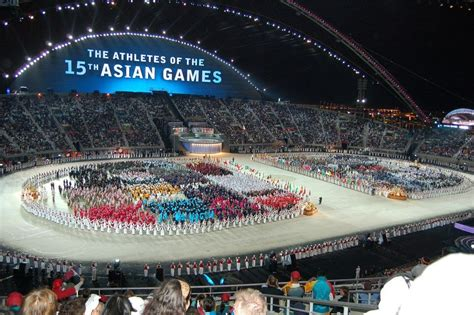 asian games   largest sports event  asia
