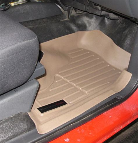 weathertech floor mats for trucks 2003 chevrolet s 10 pickup floor mats weathertech