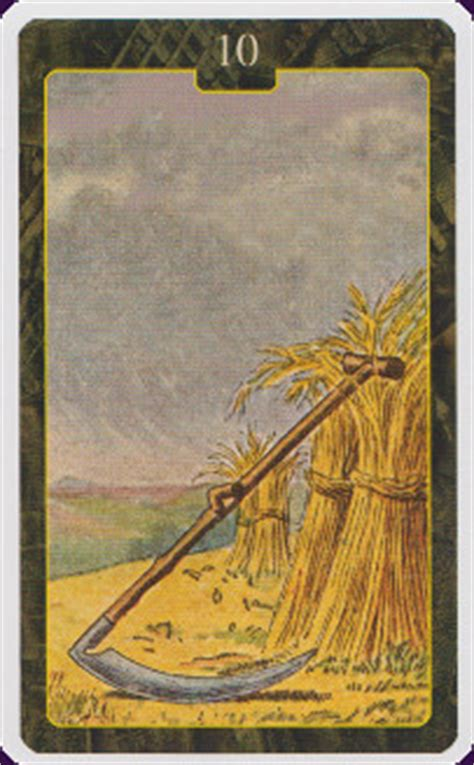 lenormand oracle cards reviews images aeclectic tarot