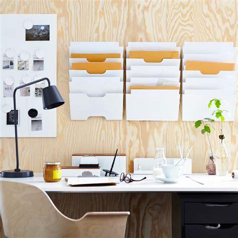look pour le bureau idées rangement pour le bureau décoration