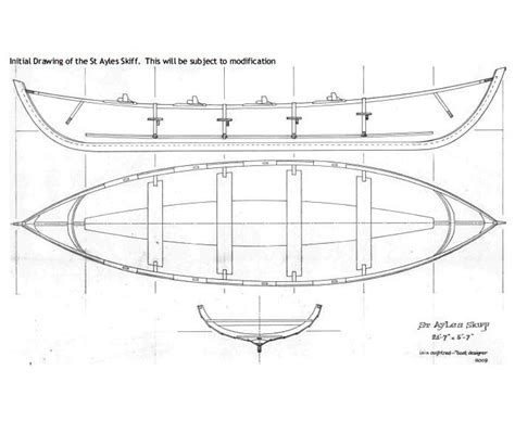 Sculling Duck Boat Plans by Scull Boat Plans Andybrauer