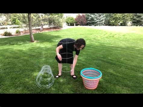 Backyard Frisbee - easy frisbee golf for your backyard hometalk