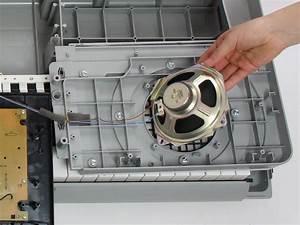 Casio Wk-220 Speaker Replacement