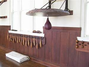 Vintage Gym Equipment  Fordyce Bathhouse