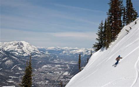 ski fernie resort guide telegraph