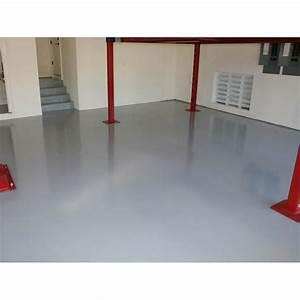 Resine Epoxy Sol Garage : peinture epoxy pour sol en pot de 1kg ~ Dode.kayakingforconservation.com Idées de Décoration