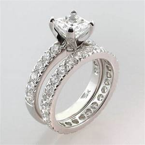 Custom wedding rings bridal sets engagement rings for Bridal sets wedding rings