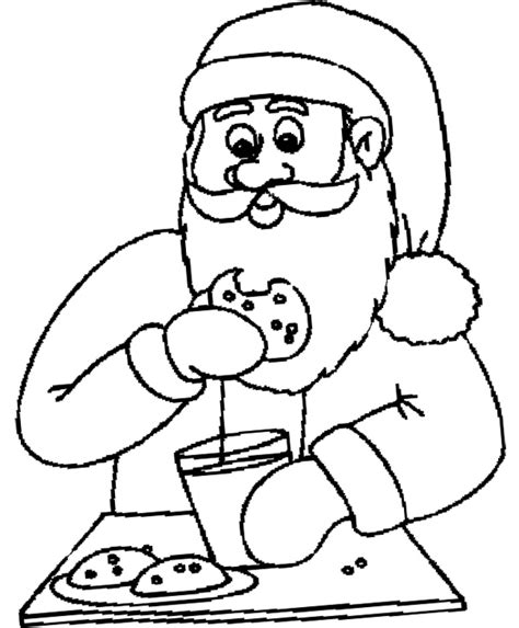 More member exclusive christmas coloring pages. Chocolate Chip Cookie Coloring Page | Clipart Panda - Free ...