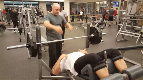 Gym, Decline, Barbell, Bench Press