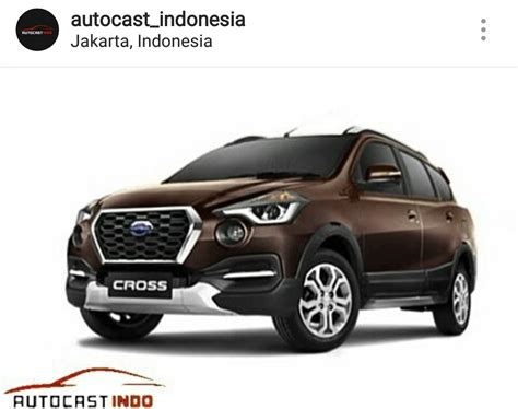 Modifikasi Datsun Cross ragam penilan modifikasi digital datsun cross