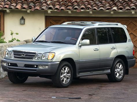 Lexus Lx Photo by Lexus Lx 470 1999 Review Amazing Pictures And Images
