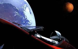Tesla Dans Lespace : mars o se trouve exactement le tesla roadster d 39 elon musk dans l 39 espace ~ Nature-et-papiers.com Idées de Décoration