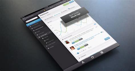 perspective tablet mock  psd mock  templates pixeden