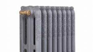 Radiateur Sur Pied : radiateur imitation fonte ~ Nature-et-papiers.com Idées de Décoration