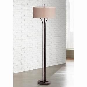tristan modern bronze floor lamp 3j398 lamps plus With tristan floor lamp stand