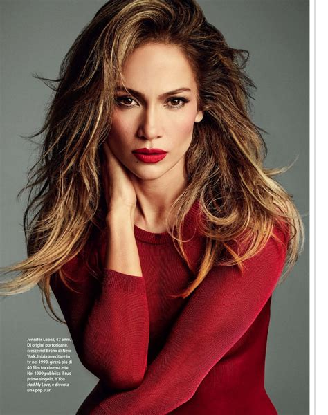 jennifer lopez  magazine  june  issue