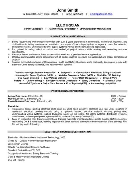 20302 journeyman electrician resume exles click here to this electrician resume template