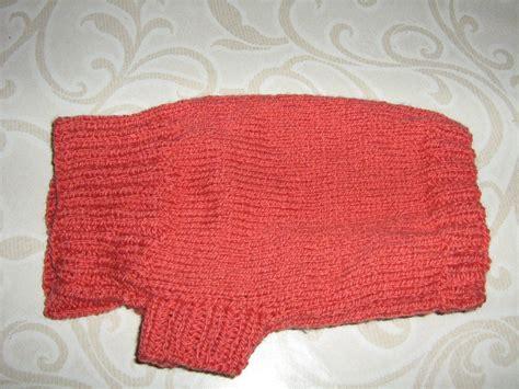 comment faire un pouf en tricot tricoter un manteau pour chien nos conseils