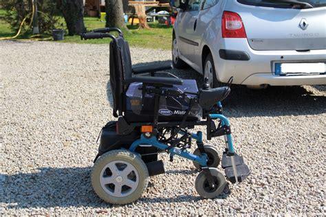chaise roulante occasion fauteuil roulant electrique don 56 les petites
