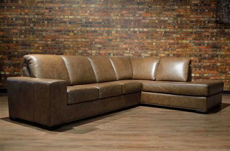 Boss Leather Sofa Genuine Canadian Leather Sofa Made For You