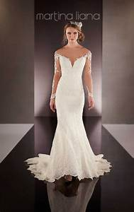 wedding dresses plunging neckline wedding dress With plunging neckline wedding dress