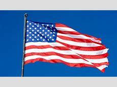 La bandera de Estados Unidos un importante símbolo para
