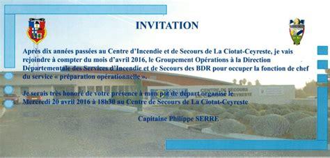 invitation a un pot de depart a la retraite la ciotat bleu marine 13