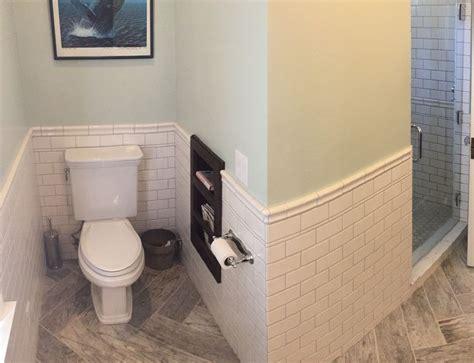 bathroom floor montagna dapple gray