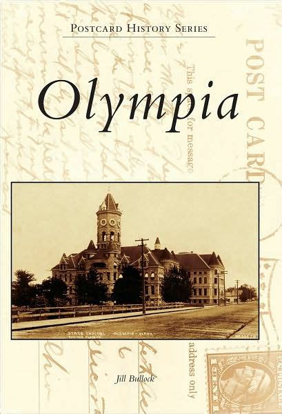 barnes and noble olympia olympia washington postcard history series by jim