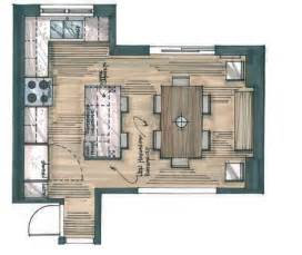 eat in kitchen floor plans candice 39 s design union to be the floor and design