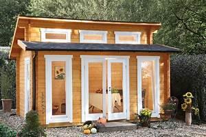 Garten Blockhaus Gebraucht : gartenhaus 480x390cm holzhaus bausatz 58mm ~ Lizthompson.info Haus und Dekorationen