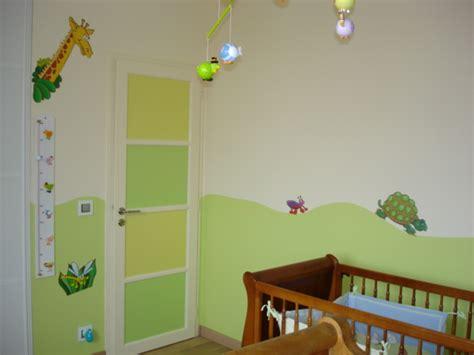 idee deco chambre de bebe idee deco chambre bebe peinture visuel 5