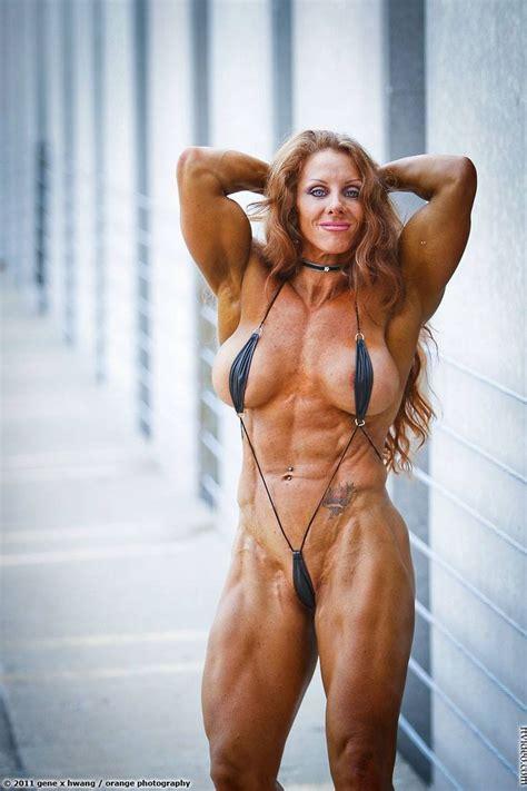 Lindsay Mulinazzi Goddess Pinterest Muscle Girls