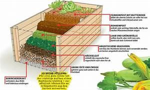 Kompost Richtig Anlegen : hochbeet anlegen ~ Lizthompson.info Haus und Dekorationen