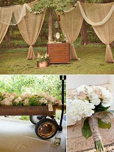unique rustic wedding ideas weddings by lilly With country wedding decoration ideas