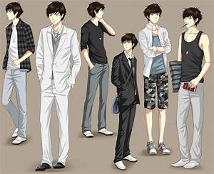 Anime clothes designs | Anime Clothing Designs Male Anime clothes style occasion | Ref Clothes ...