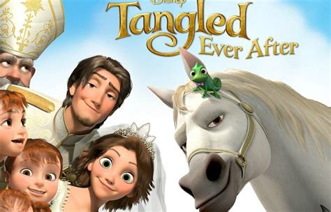 Tangled Ever After 2012 Hindi Dubbed Bluray Movie Download