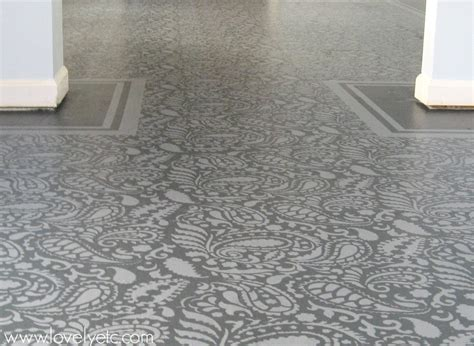 absolute  floor stencils  tips   perfectly