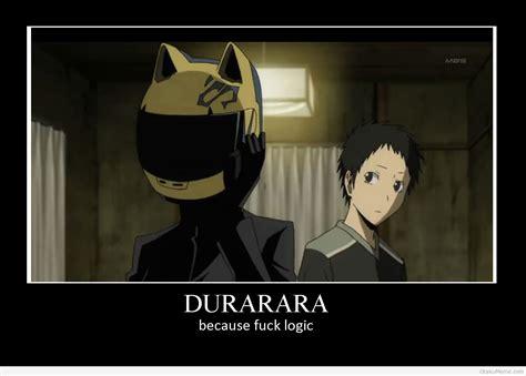 Durarara Meme - anime otaku memes