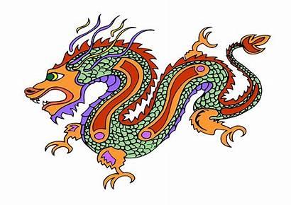 Chinese Dragon Children China Museum Yourday Celebration
