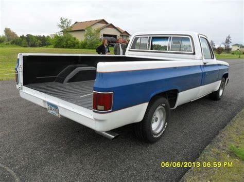 buy   chevy pickup truck  regular cab long box