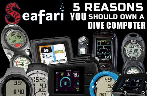 Buy Dive Computer by 5 Reasons You Should Own A Dive Computer Seafari Dive