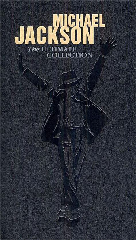 Michael Jackson  The Ultimate Collection (cd, Europe