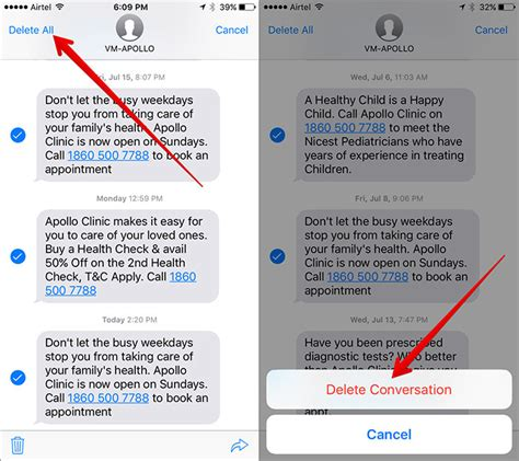 how to delete all your emails on iphone is messages app freezes and crashes in ios 10 on your