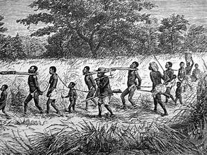 African Slave Trade in Early America