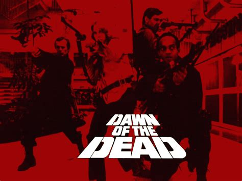 dead zombie dawn wallpapers 1978 survival movie posts background desktop mall related poster