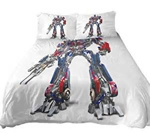 Amazon Prime Bedding by Amazon Com Anlye Transformers Bedding Set 2 Sides