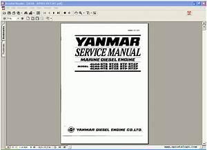 Yanmar Marine Diesel Engine 4lha Series Pdf Manual  Repair